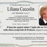 Ceccolin Liliana 150x150 Necrologi Dario Dellagiacoma e Liliana Trentadue