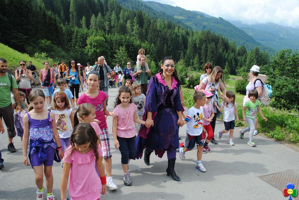 Settimane Famiglia Val di Fiemme 1024x687 Le Settimane della Famiglia con Melevisione, RaiYoyo, Radio Kids