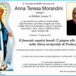 annateresa morandini 150x150 Avvisi Parrocchie 4  11 marzo. Necrologio Anna Dellagiacoma