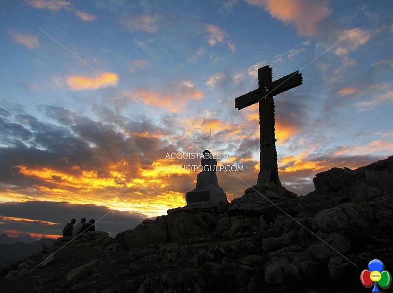 cristo pensante alba Dalla Croce alla Meraviglia 2017, con Rai Uno al Cristo Pensante