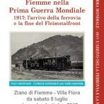 Locandina Villa Flora 2017 150x150 Fiemme 1915: La guerra alle porte di casa