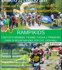 RAMPIKIDS VOLANTINO.2