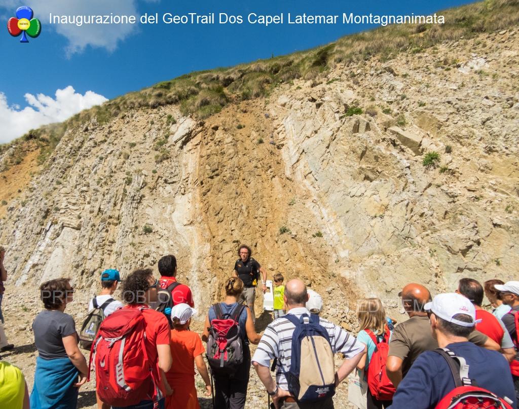 geotrail dos capel latemar montagnanimata inaugurazione40 Inaugurato il GeoTrail del Dos Capèl al Latemar   fotogallery