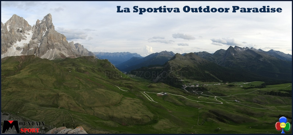 la sportiva outdoor paradise passo rolle location cimon 1 1024x471 La Sportiva Outdoor Paradise al Passo Rolle