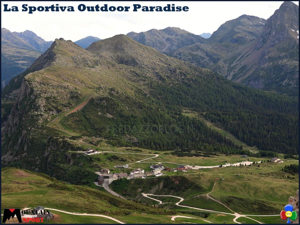 la sportiva outdoor paradise passo rolle location predazzoblog 11 1024x770 Passo Rolle, la lettera dei frequentatori sul progetto La Sportiva