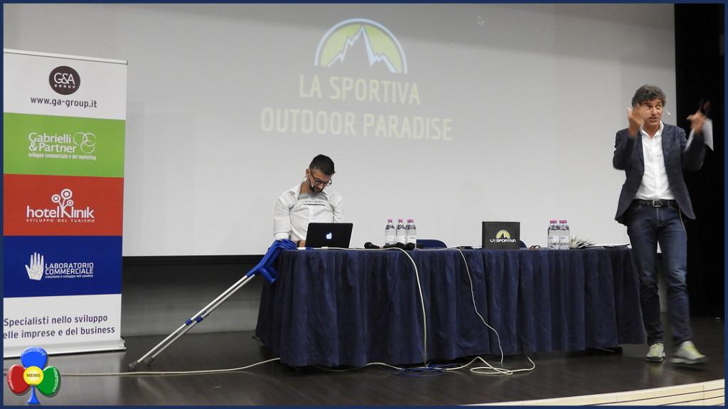la sportiva san martino 1 1024x575 Presentato a S.Martino il progetto de La Sportiva   Video/Audio
