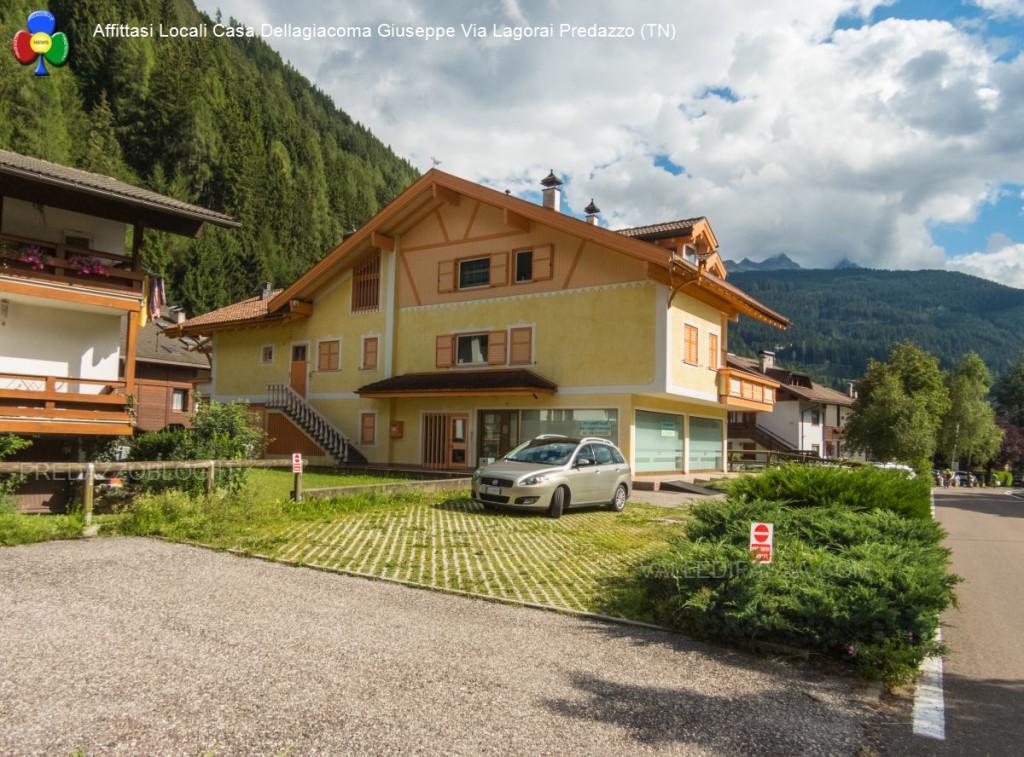 affitasi uffici casa giuseppe dellagiacoma predazzo1 1024x757 Affittasi prestigiosi locali in via Lagorai a Predazzo