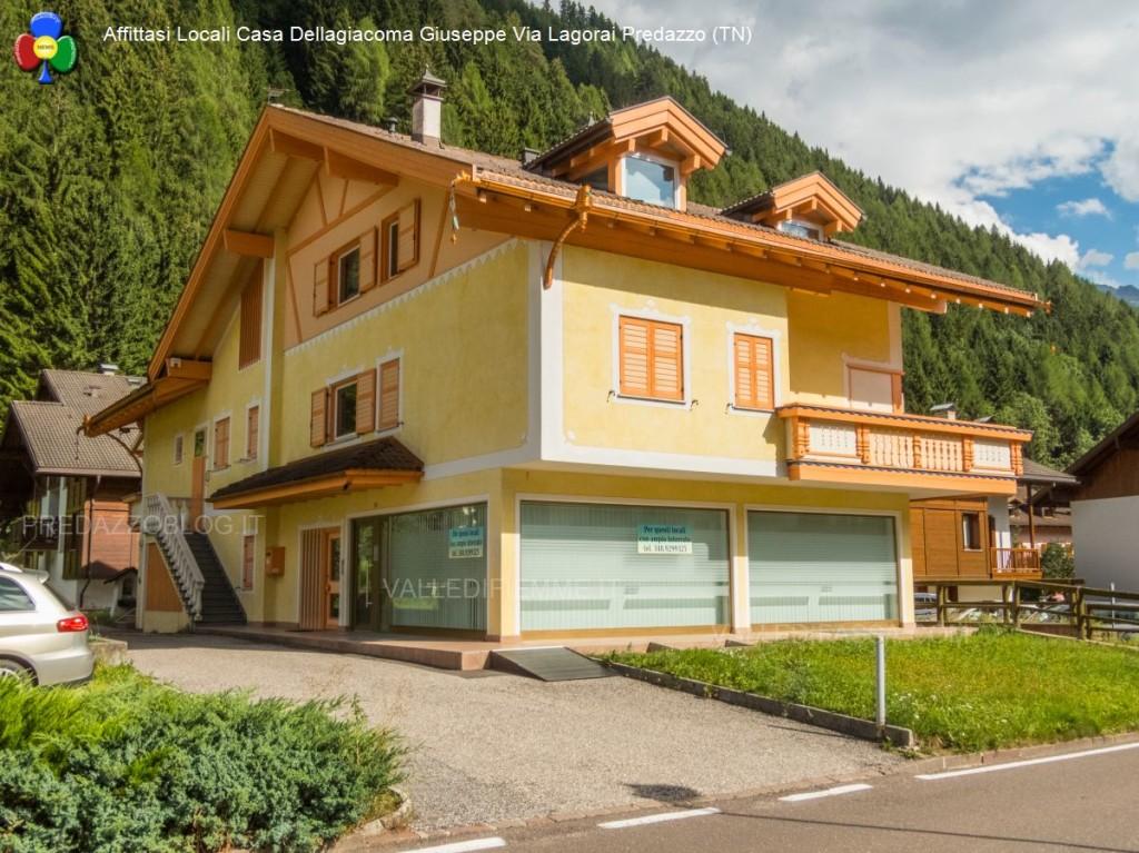 affitasi uffici casa giuseppe dellagiacoma predazzo3 1024x767 Affittasi prestigiosi locali in via Lagorai a Predazzo