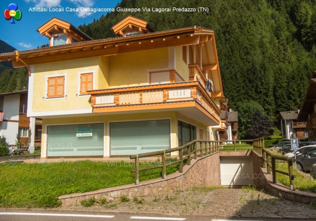 affitasi uffici casa giuseppe dellagiacoma predazzo8 1024x715 Affittasi prestigiosi locali in via Lagorai a Predazzo