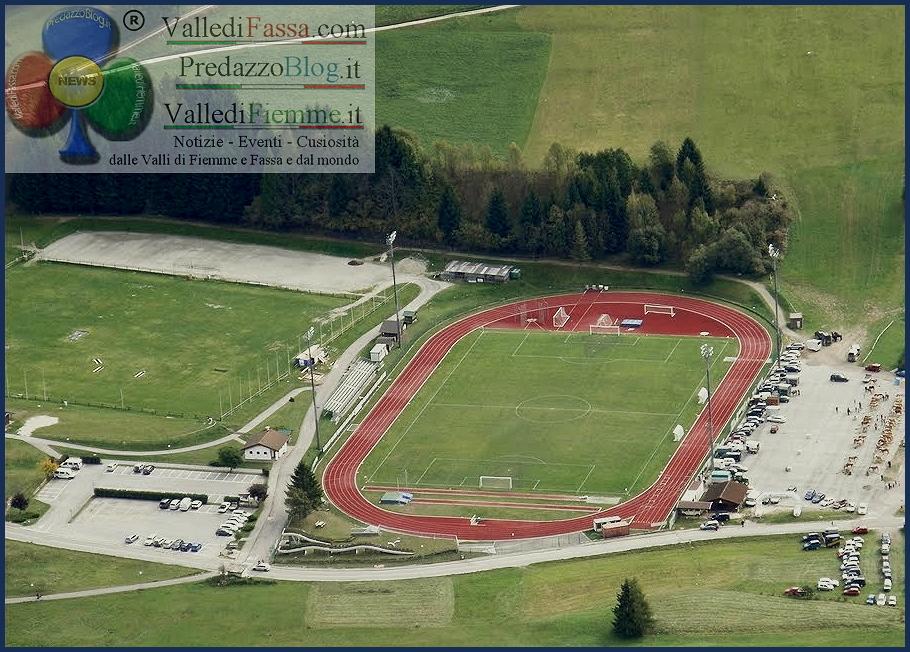 campo sportivo predazzo Il Campo Sportivo Comunale è piazzola elisoccorso notturna