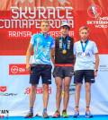 daniele felicetti podio mondiali skyrunner under 23