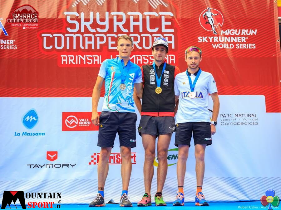 daniele felicetti podio mondiali skyrunner under 23 Daniele Felicetti, due podi al mondiale U23 di skyrunning