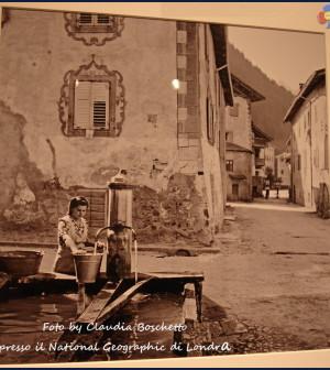 fontana del pinzan predazzo storica