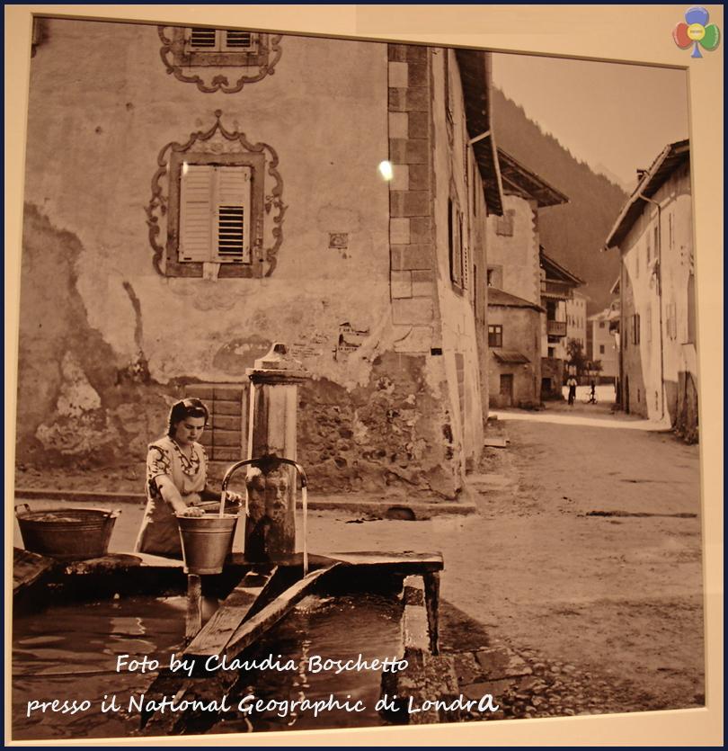 fontana del pinzan predazzo storica Il Comune di Predazzo aderisce a Wiki Loves Monuments 2017