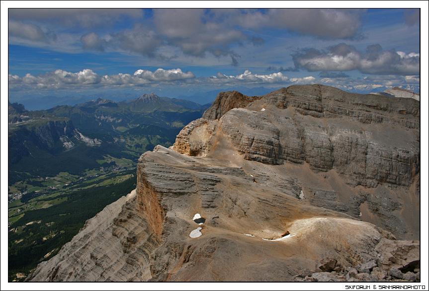 la varella dolomiti fanes Scoperto il più grande ghiacciaio nel ventre delle Dolomiti