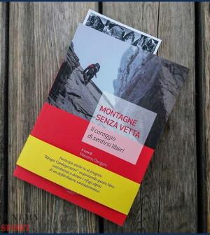 montagne senza vetta libro copertina