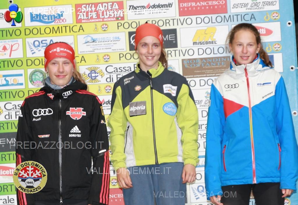 Alpen Cup Fiemme Predazzo settembre 2017 dolomitica1 Predazzo ALPEN CUP – SALTO e COMBINATA Bene al femminile