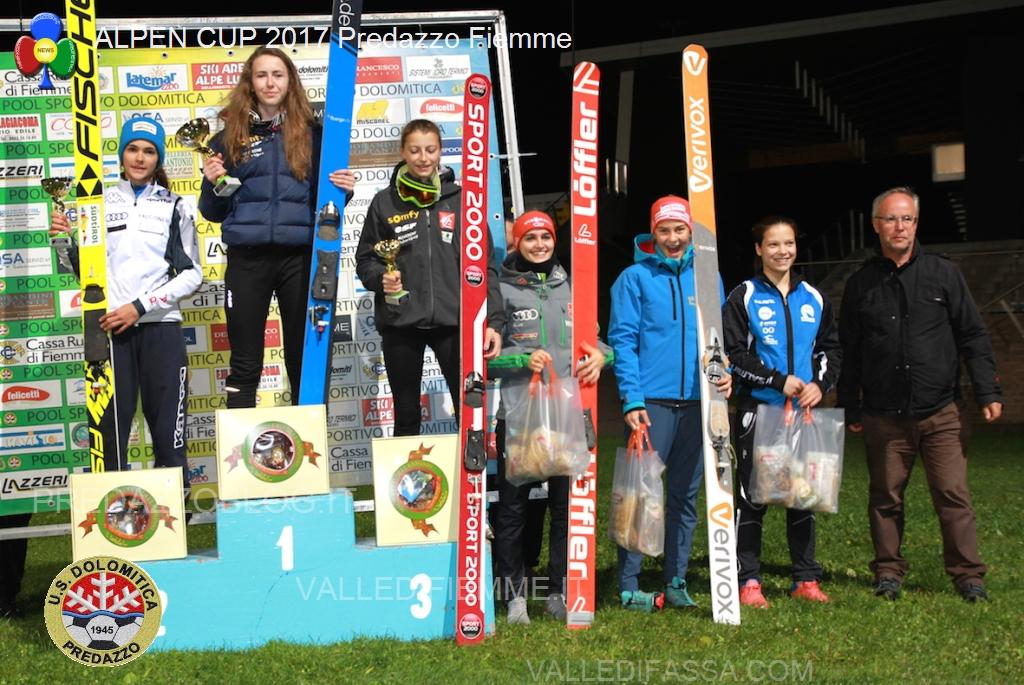 Alpen Cup Fiemme Predazzo settembre 2017 dolomitica2 Predazzo ALPEN CUP – SALTO e COMBINATA Bene al femminile