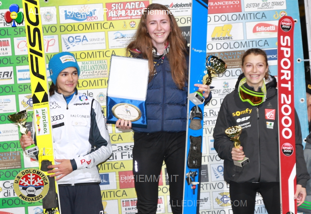 Alpen Cup Fiemme Predazzo settembre 2017 dolomitica3 Predazzo ALPEN CUP – SALTO e COMBINATA Bene al femminile