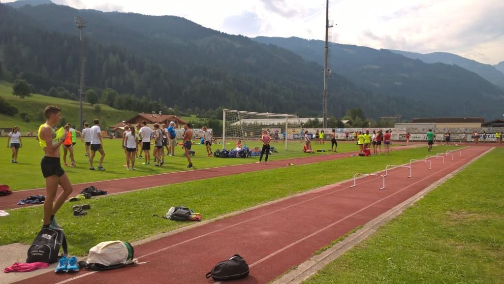 atletica leggera predazzo2 1024x577 Atletica Leggera, in 200 al Campo Sportivo di Predazzo