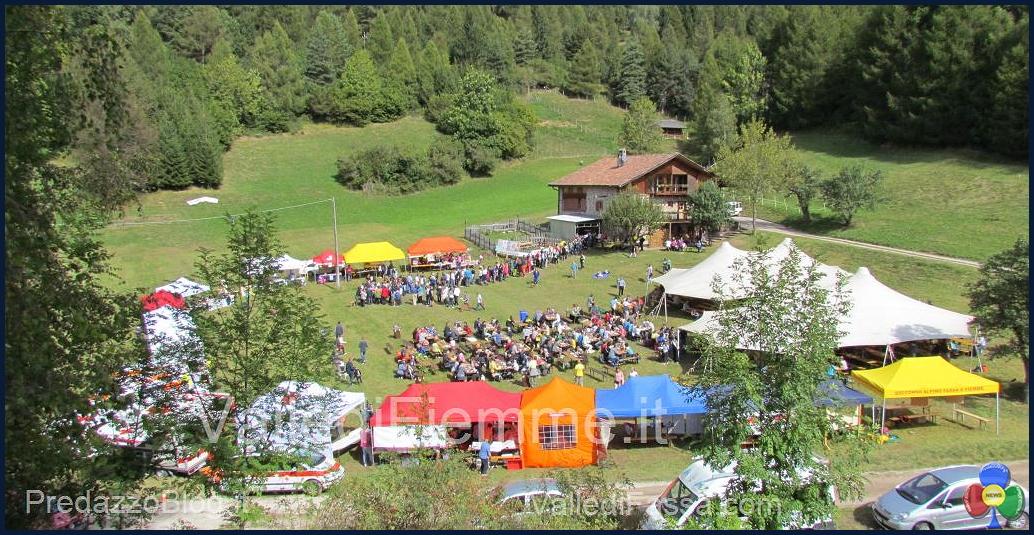 festa del volontariato maso toffa Festa del Volontariato di Fiemme, Fassa e Cembra a Maso Toffa