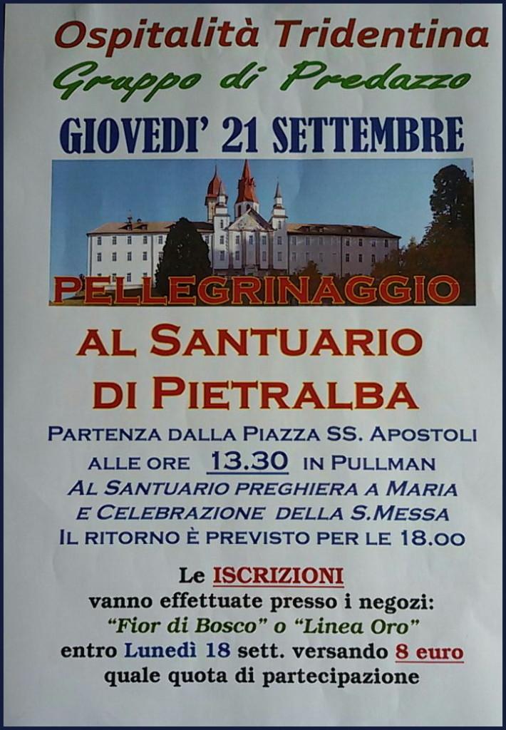 ospitalita tridentina predazzo 710x1024 Avvisi Parrocchie 17   24 settembre
