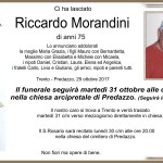 Morandini Riccardo 150x150 Necrologio, Alma Morandini ved. Crosignani