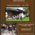 Museo Nonno Gustavo 150x150 Raccolta alimentare 3 settembre, Fiemme for Fiemme