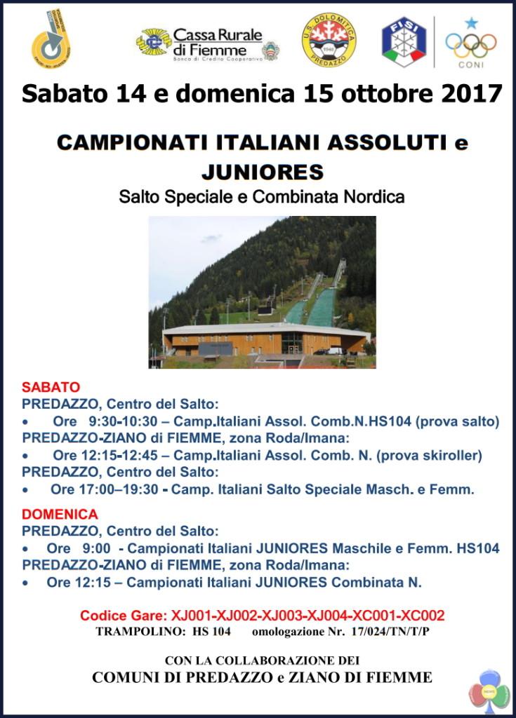 campionati italiani assoluti e juniores salto e combinata predazzo 2017 735x1024 Campionati Italiani Assoluti e Juniores Salto e Combinata