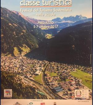 classe turistica 2017 manifesto predazzo