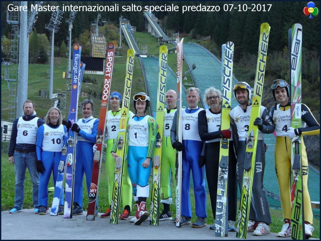 gare master internazionali salto speciale predazzo 07 10 2017 1024x769 3° Trofeo MASTER SKI JUMP Val di Fiemme – Trentino