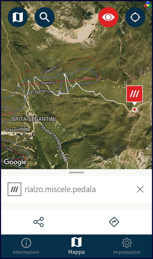 baita segantini what3words 604x1024 What3words le coordinate GPS in 3 parole