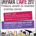 impara arte 2017 manifesto 150x150 IMPARA L'ARTE 2016, Scuole Professionali in mostra a Predazzo
