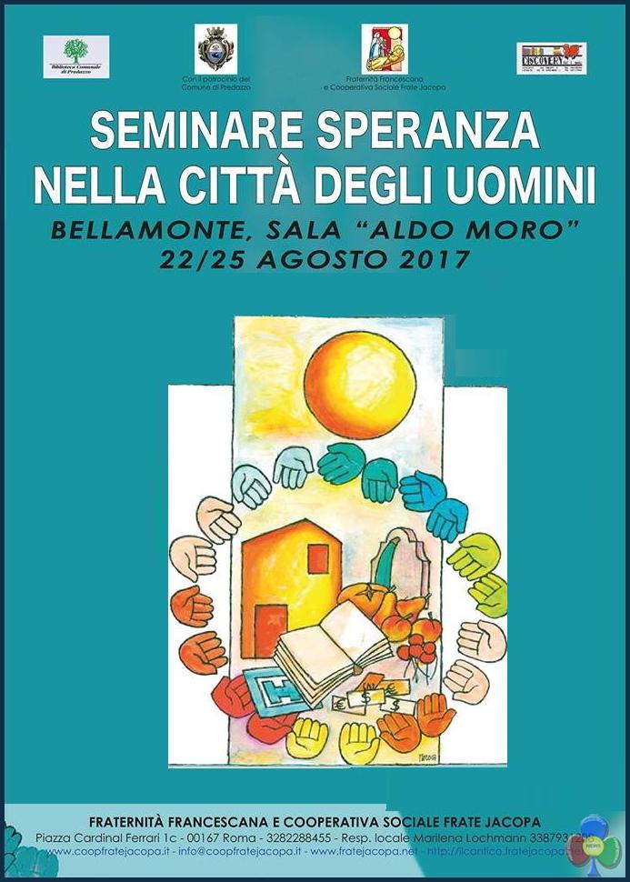 libro convegno bellamonte Il 5° convegno di Bellamonte diventa un libro