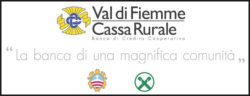 logo val di fiemme cassa rurale E nata Val di Fiemme Cassa Rurale la banca di una magnifica comunità