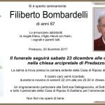 Bombardelli Filiberto 150x150 Necrologi, Giovanni Boninsegna e Marcello Benozzi