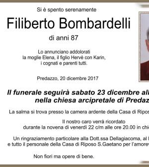 Bombardelli Filiberto