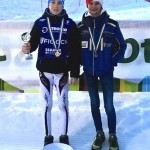 Carpella e Casagrande 150x150 Biathlon, Coppa Trentino a Casagrande e Carpella