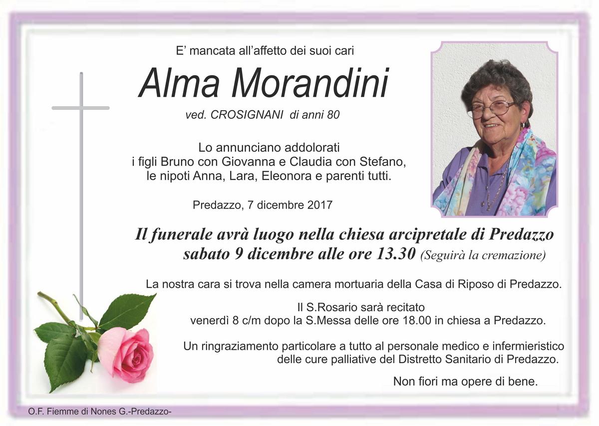 Morandini Alma