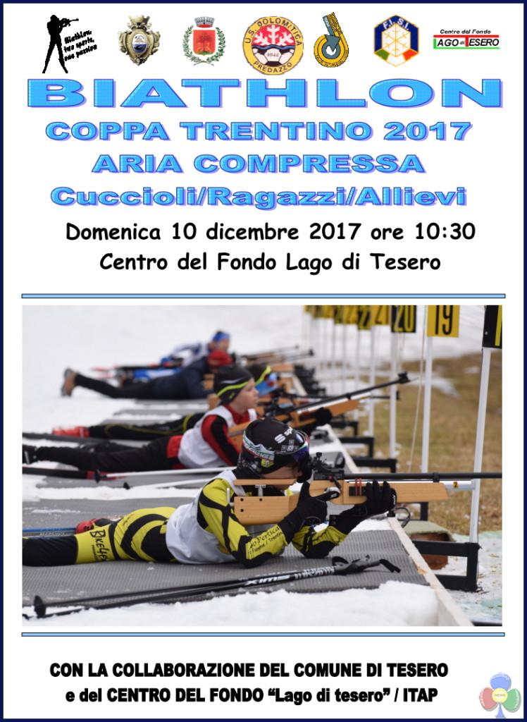 biathlon fiemme 2017 748x1024 Biathlon Coppa Trentino 2017 a Lago di Tesero