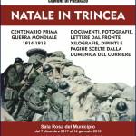 natale in trincea 150x150 Nicolino Gabrielli espone le sue pitture Scorci di Predazzo e dintorni