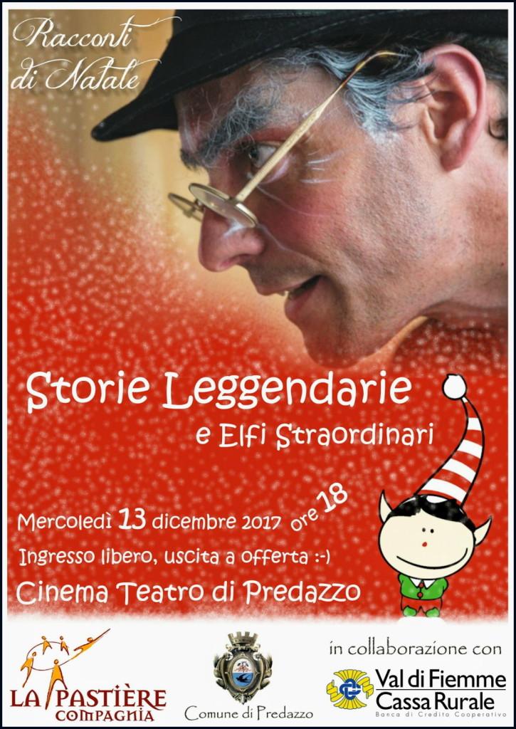 racconti di natale predazzo 725x1024 Racconti di Natale al nuovo Teatro di Predazzo