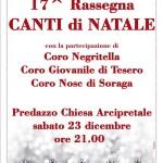 rassegna natale negritella 150x150 Il Festival di Musica Sacra nella Chiesa di San Nicolo