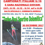 trofeo pool sportivo dolomitica 2017 150x150 Campionati Italiani Under 16 di Salto e Combinata a Predazzo   Classifiche