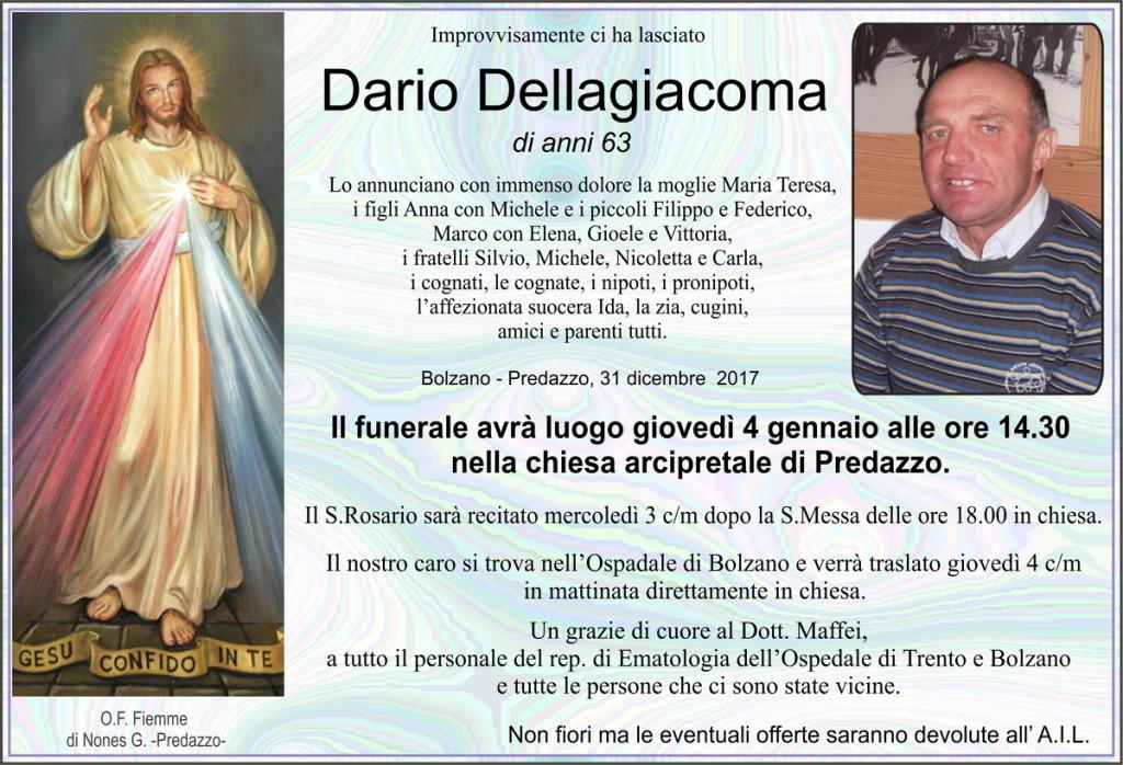 Dellagiacoma Dario 1024x698 Necrologi Dario Dellagiacoma e Liliana Trentadue