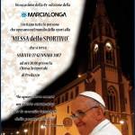 MessaDelloSportivo2018 150x150 Avvisi Parrocchie 9 26 gennaio 2020