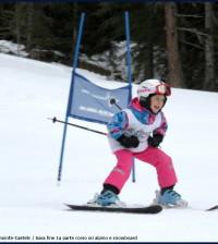 Gara fine 1a parte corso sci alpino e snowboard1