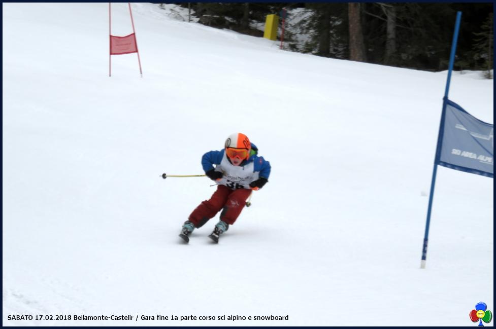 Gara fine 1a parte corso sci alpino e snowboard2 Disputata la Gara fine 1a parte corso sci alpino e snowboard