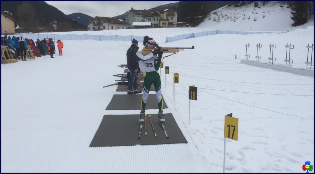 campionati trentini biathlon 2018 dolomitica 1024x568 Assegnati i titoli trentini di biathlon, oro a Thomas Baldessari