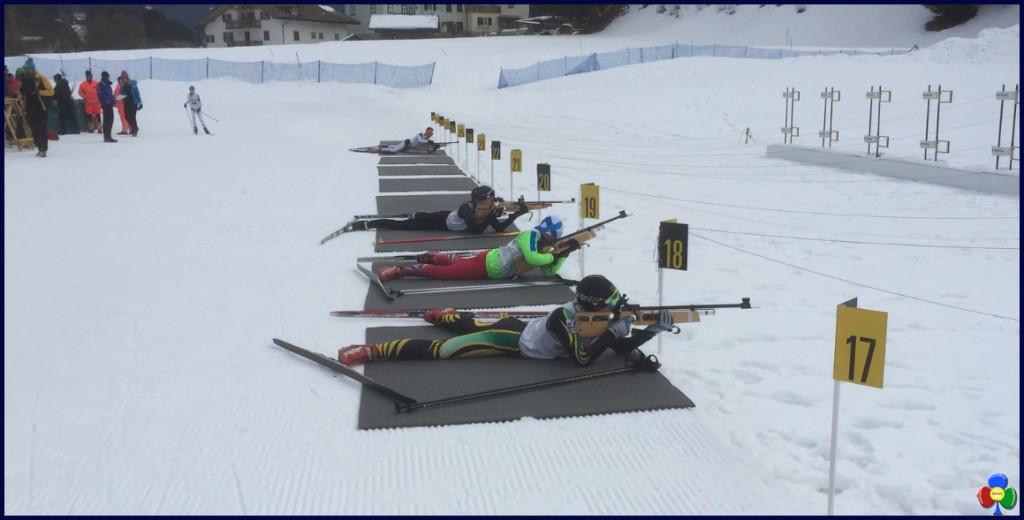 campionati trentini biathlon 2018 dolomitica4 1024x520 Assegnati i titoli trentini di biathlon, oro a Thomas Baldessari
